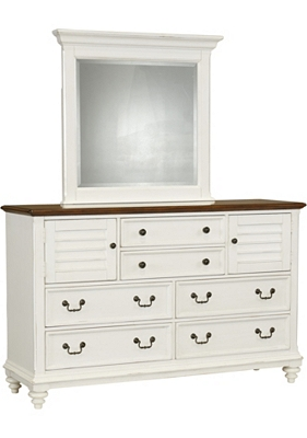 Newport Dresser with Mirror