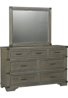 Vickery Creek Dresser with Mirror