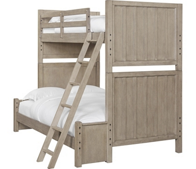 Grayson Bunk Bed Find The Perfect Style Havertys