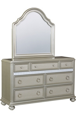 Kaylah Dresser with Mirror