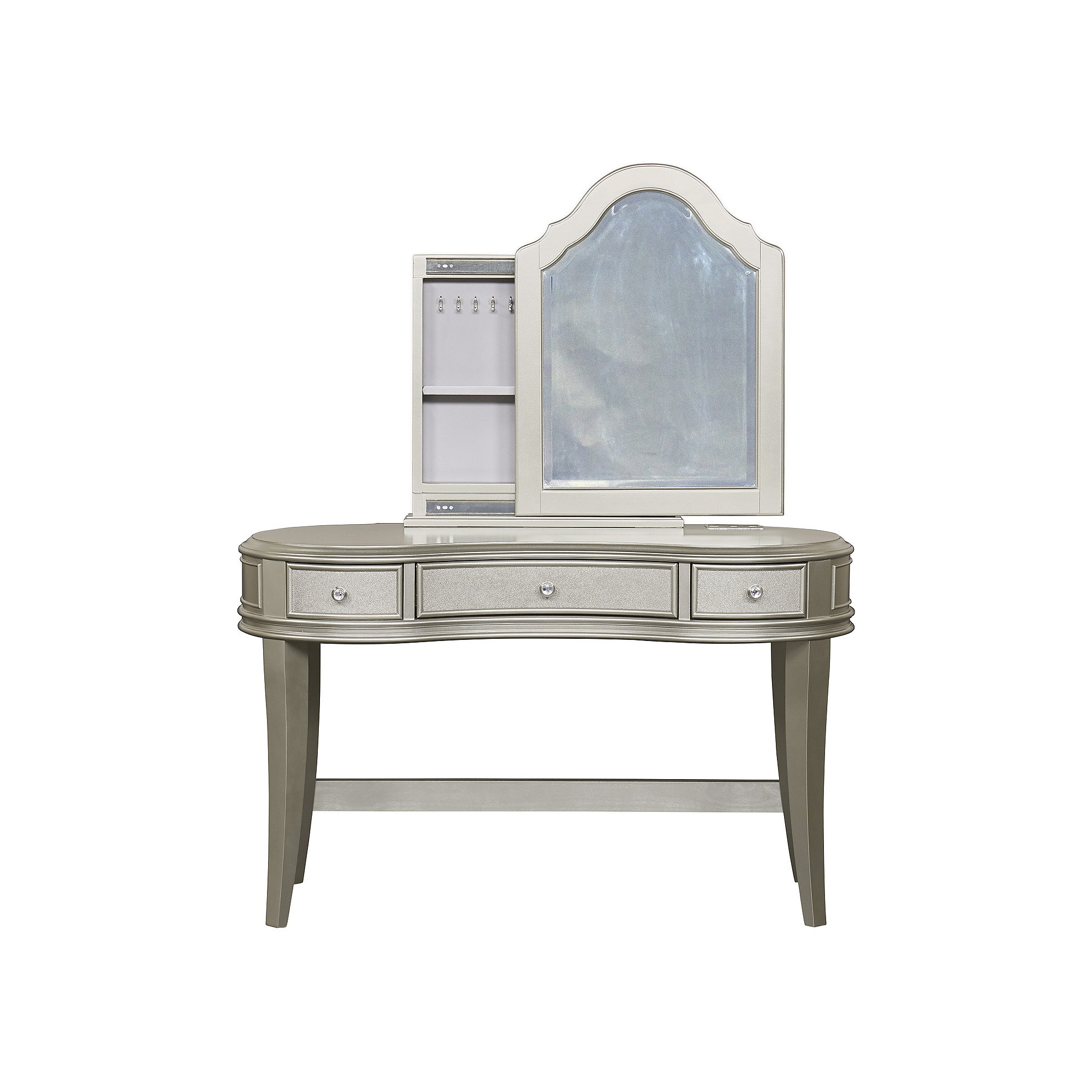 Super Kaylah Vanity With Mirror Ncnpc Chair Design For Home Ncnpcorg