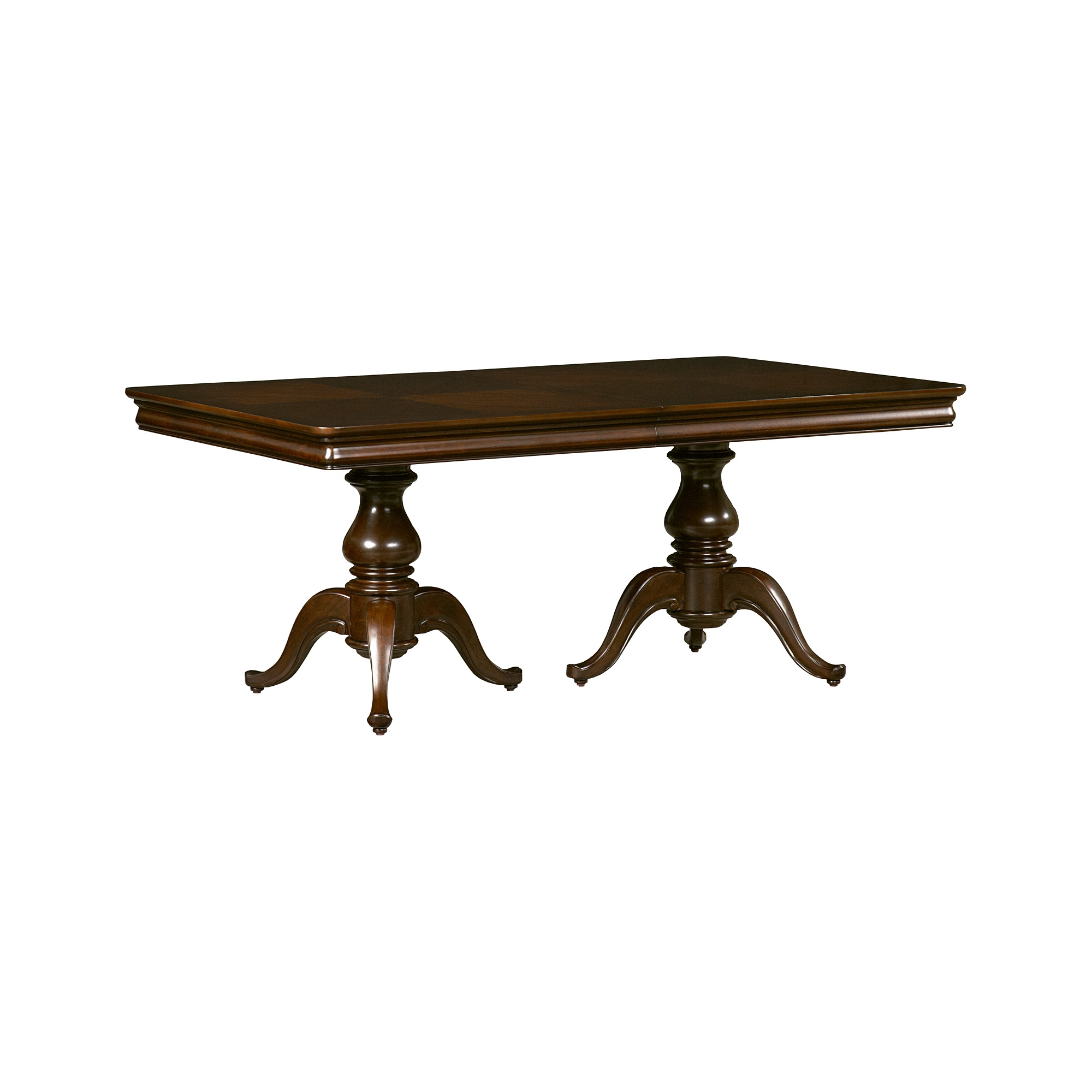 Main orleans dining table image dining room tables havertys for Dining room tables havertys