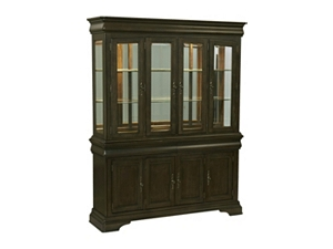 China Cabinets In Dark And Light Wood White More Havertys