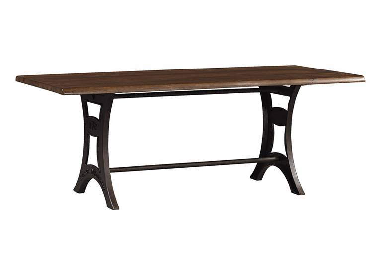 River City Dining Table Find The Perfect Style Havertys