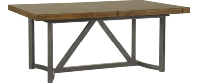 Main Printers Alley Trestle Table Image