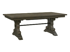 Dining Room Tables Round Square Rectangle More Havertys - Dining table with slate inlay