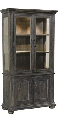 Blue Ridge China Cabinet