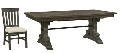 Blue Ridge Dining Table Find The Perfect Style Havertys