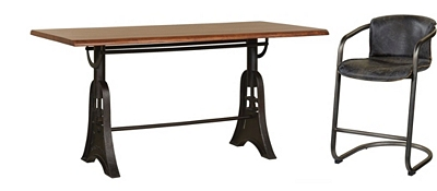 River City Counter Height Table Havertys