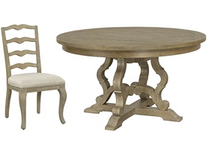 Blue Ridge Round Dining Table Find