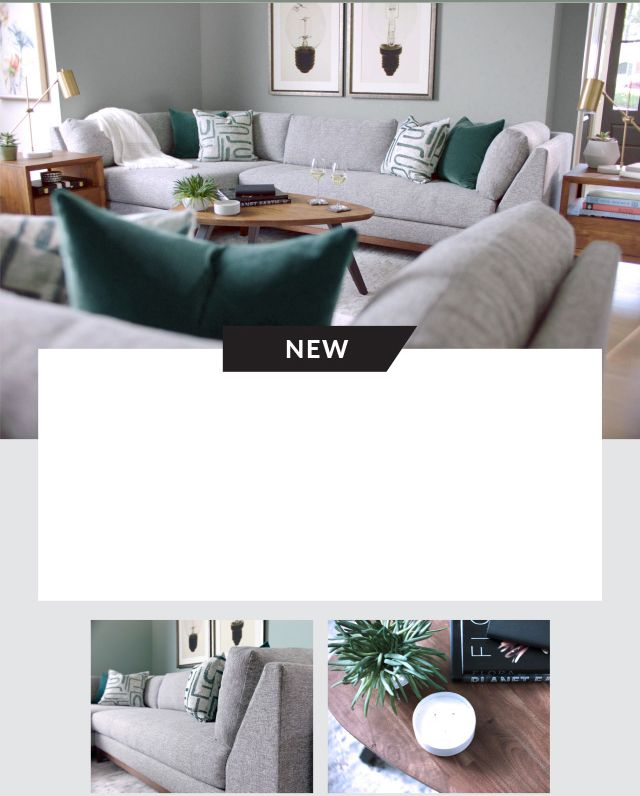 Havertys Furniture Custom Décor, Johnson's Furniture Wichita Falls