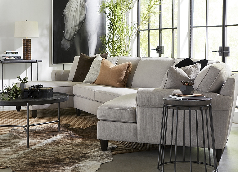 Kori Sofa Table Find The Perfect Style Havertys