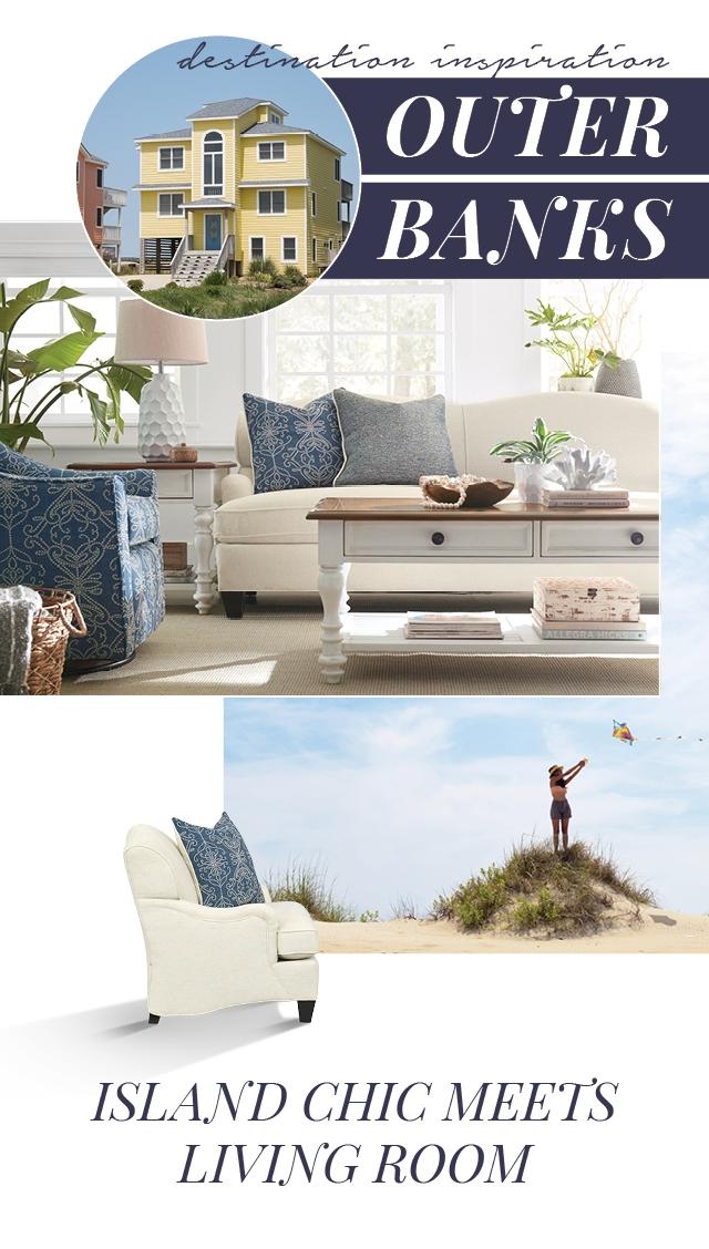 Outer Banks Master Bedroom Inspiration, Outer Banks Furniture