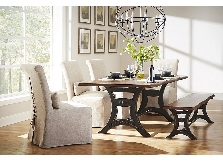 River City Dining Table - Find the Perfect Style! | Havertys