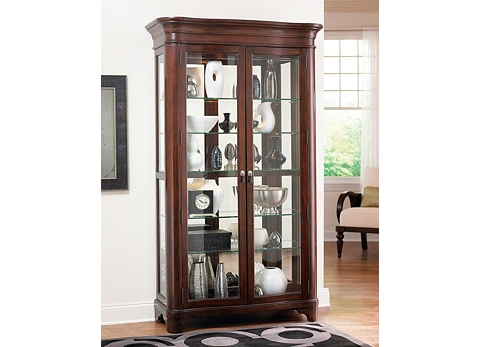 Sterling Heights Display Cabinet