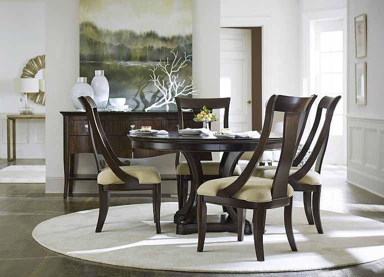 Astor Park Round Dining Table Find The Perfect Style