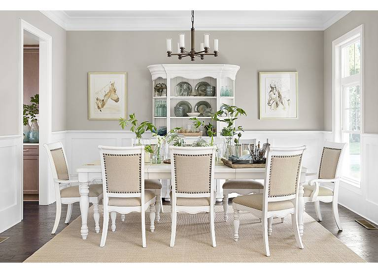 Welcome Home Counter Height Table, Havertys Dining Room Table