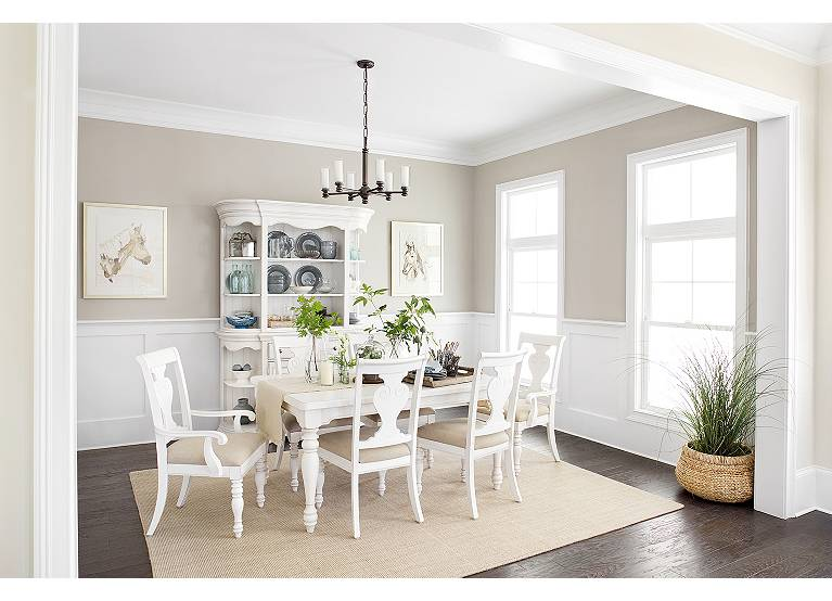 Welcome Home Dining Table Find The, White Dining Room Table And Chairs