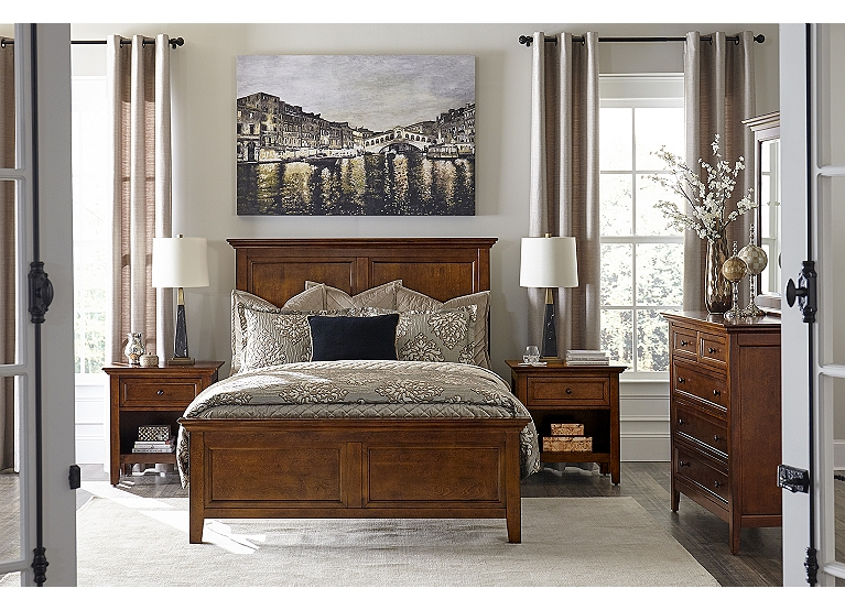 Ashebrooke Bed - Find the Perfect Style! | Havertys