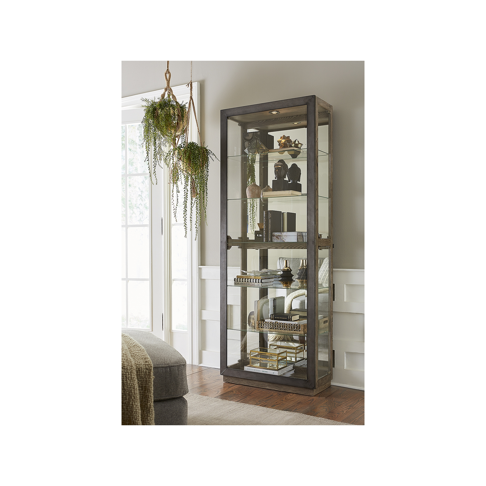 Camden Display Cabinet   Find the Perfect Style   Havertys