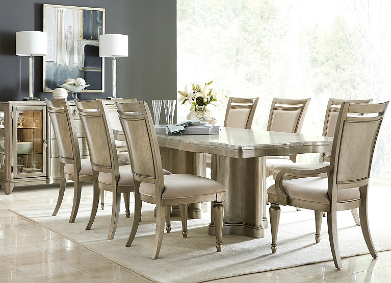 Miramar Dining Table - Find the Perfect Style! | Havertys