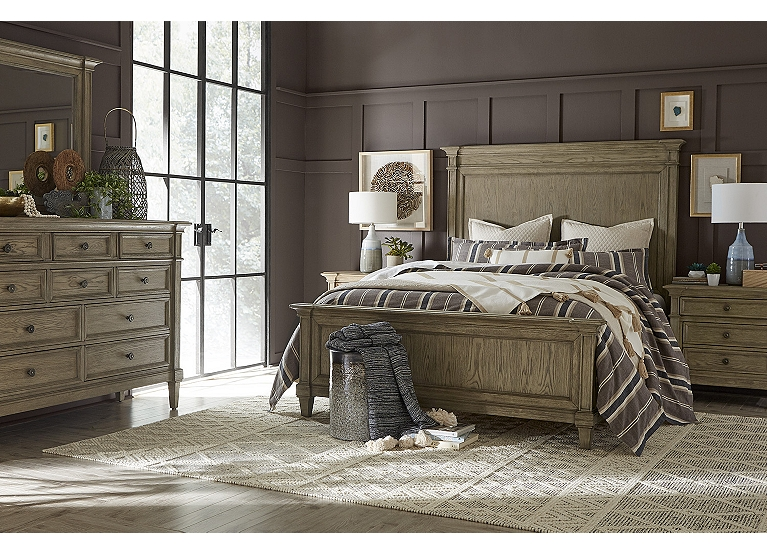 Garner Bed Find The Perfect Style Havertys