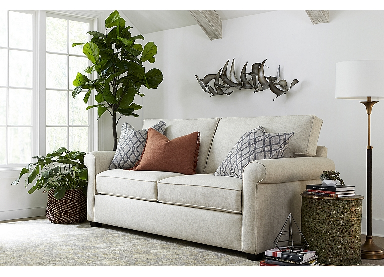 Swell Allison Sofa Find The Perfect Style Havertys Andrewgaddart Wooden Chair Designs For Living Room Andrewgaddartcom