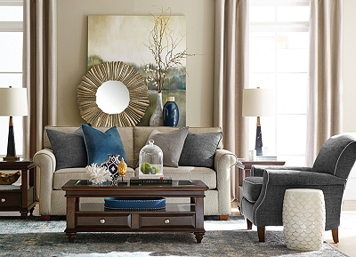 Living Room Furniture Havertys avery | havertys