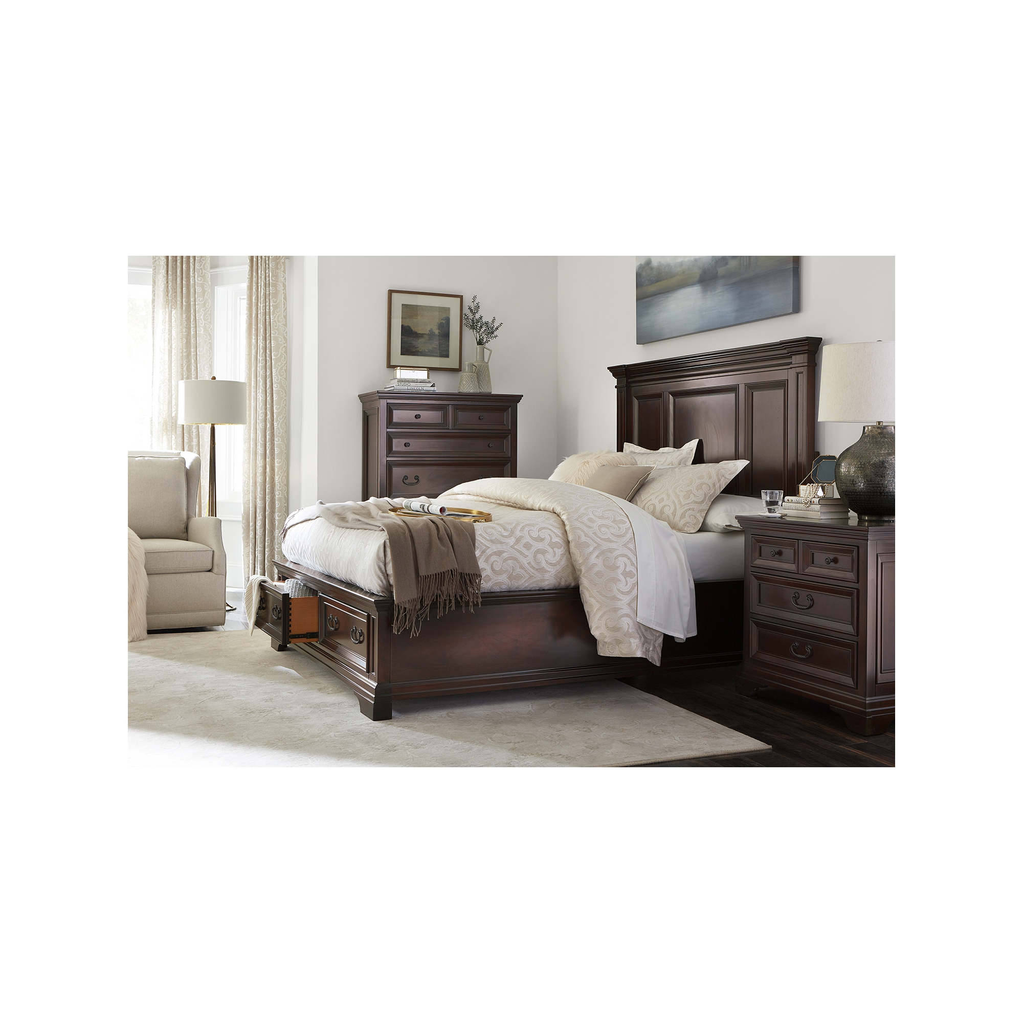Turner Bed | Havertys