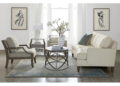 Sofas - Couches in Brown, Gray, Beige, Leather, Fabric ...