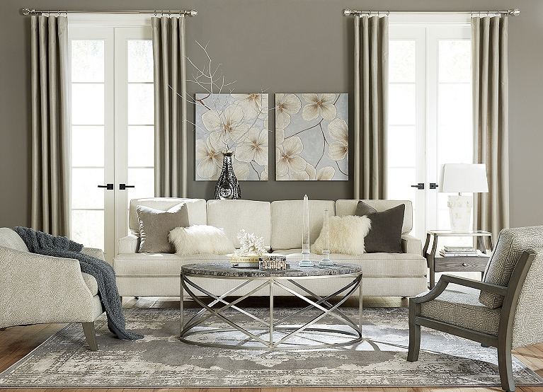 Gianna Conversation Sofa Find The Perfect Style Havertys
