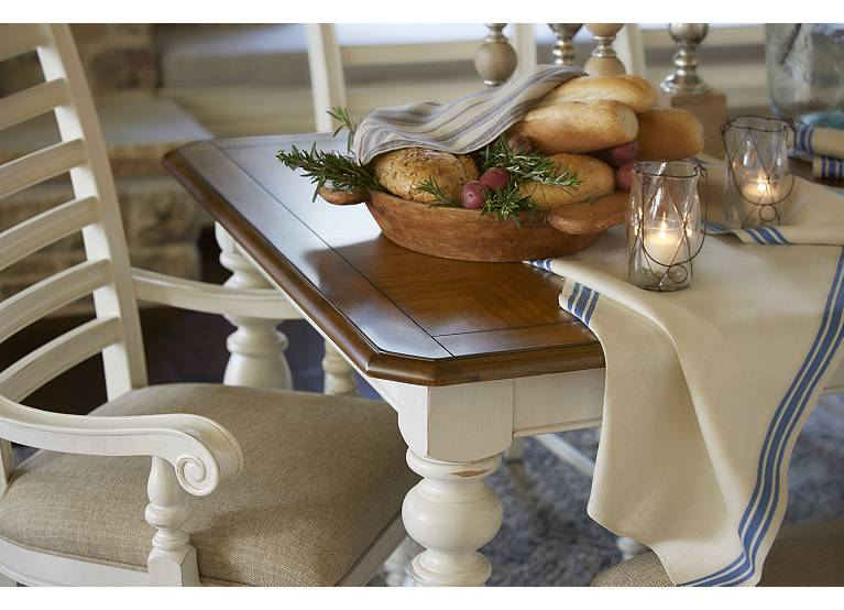 Newport Dining Table Find The Perfect Style Havertys