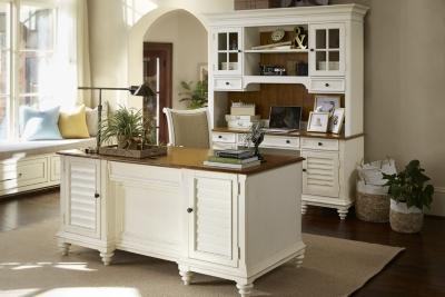 Superior Newport Desk With Hutch