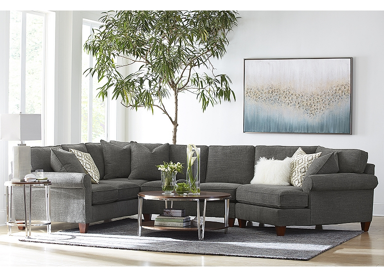 Corey Sectional Find The Perfect