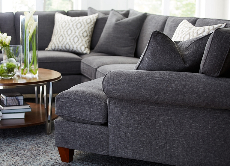 Remarkable Corey Sectional Find The Perfect Style Havertys Evergreenethics Interior Chair Design Evergreenethicsorg