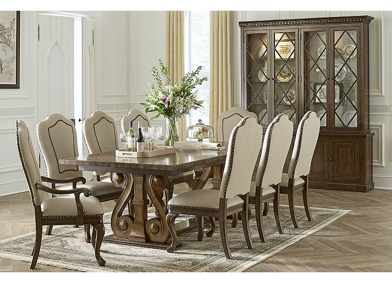 Veneto Upholstered Dining Chair Find, Havertys Dining Room Table