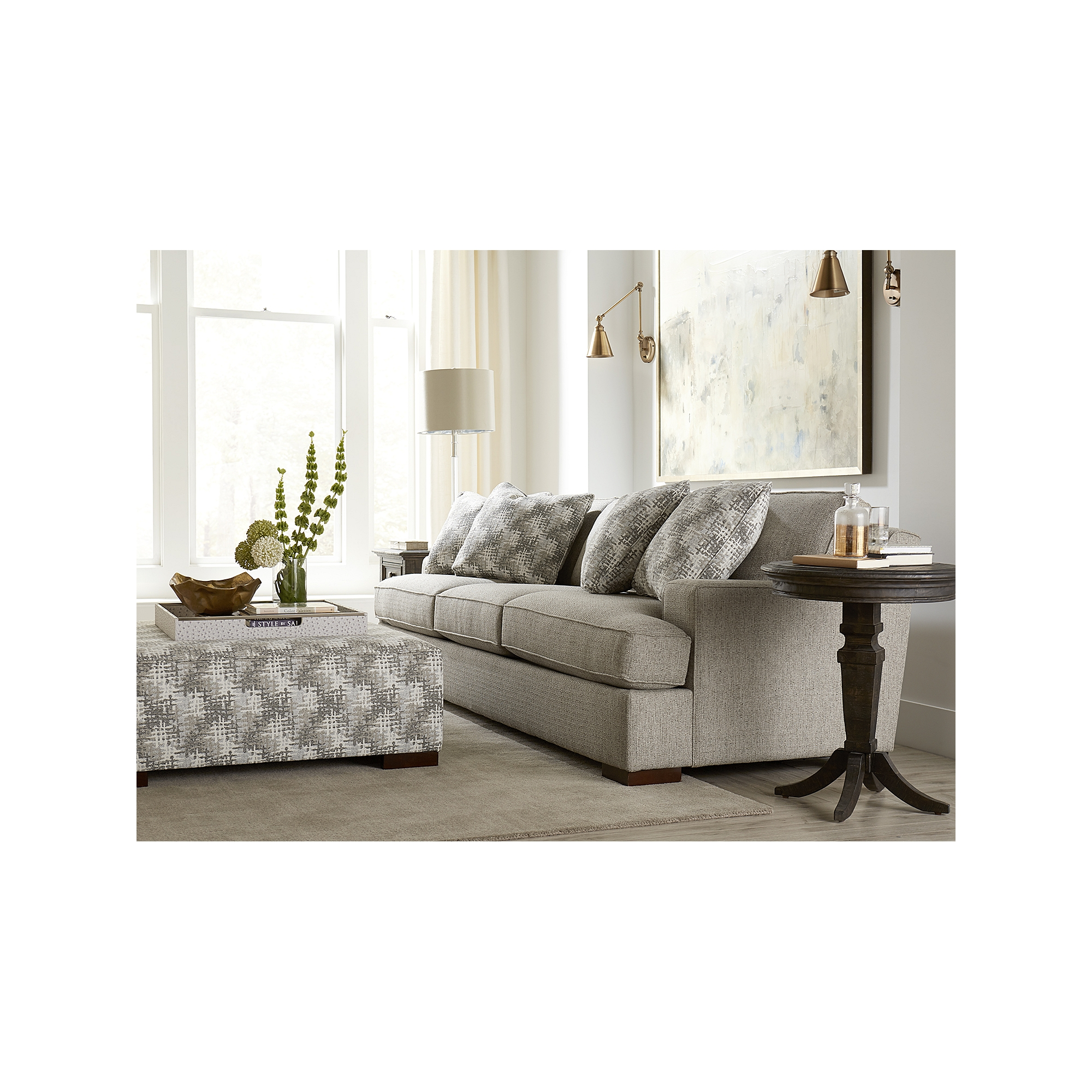 Alternate Reese Sofa 102 Inch Image