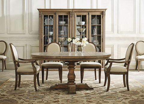 Dining Room Tables - Round, Square, Rectangle & More | Havertys