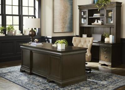 Lafayette Desk With Hutch