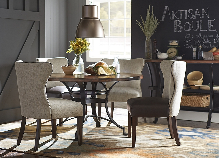 Copper Canyon Dining Table Find The Perfect Style Havertys