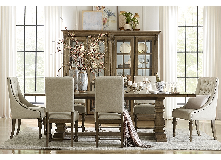 Avondale Ii Dining Table Find The Perfect Style Havertys
