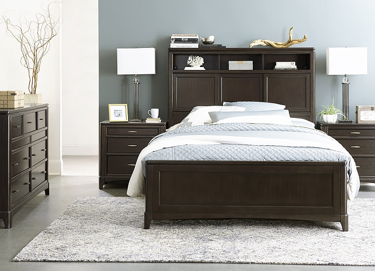 Gramercy Storage Bed Find The Perfect Style Havertys