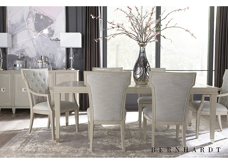 Hyde Park Dining Table Find The Perfect Style Havertys