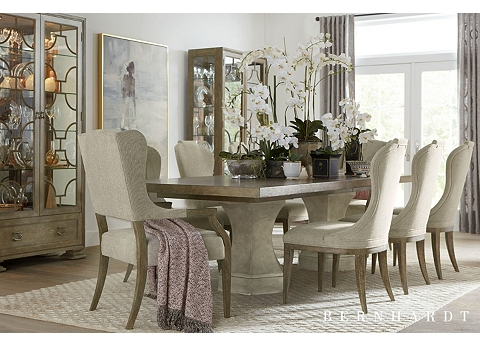 Dining Room Chairs in Wood, Black, Leather & More | Havertys