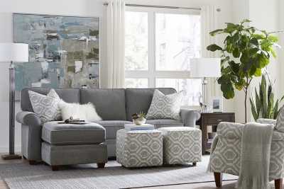 Main Kara Image  sc 1 st  Havertys : kara chaise sectional - Sectionals, Sofas & Couches