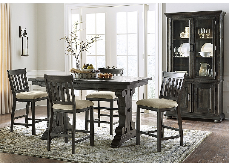 Blue Ridge Counter Height Table Find The Perfect Style Havertys