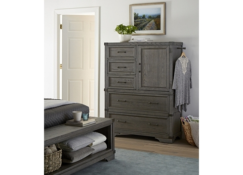 Chest Of Drawers In Wood White Black Gray More Havertys
