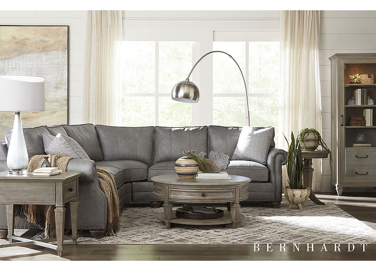 Marvelous Carrington Sectional Find The Perfect Style Havertys Caraccident5 Cool Chair Designs And Ideas Caraccident5Info