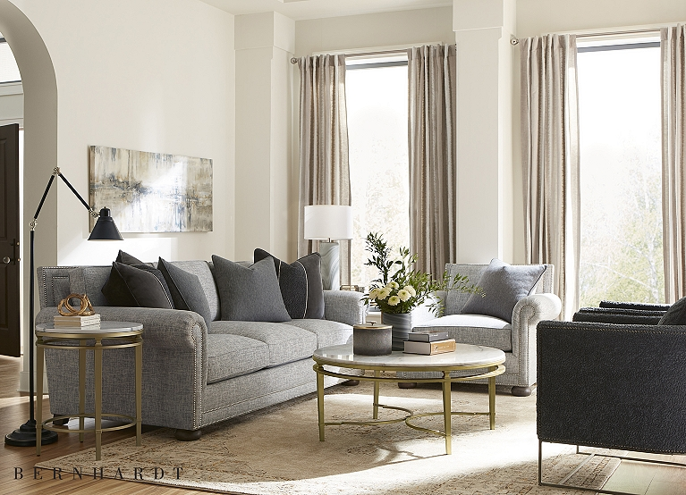 Awesome Kiera Sofa Find The Perfect Style Havertys Machost Co Dining Chair Design Ideas Machostcouk