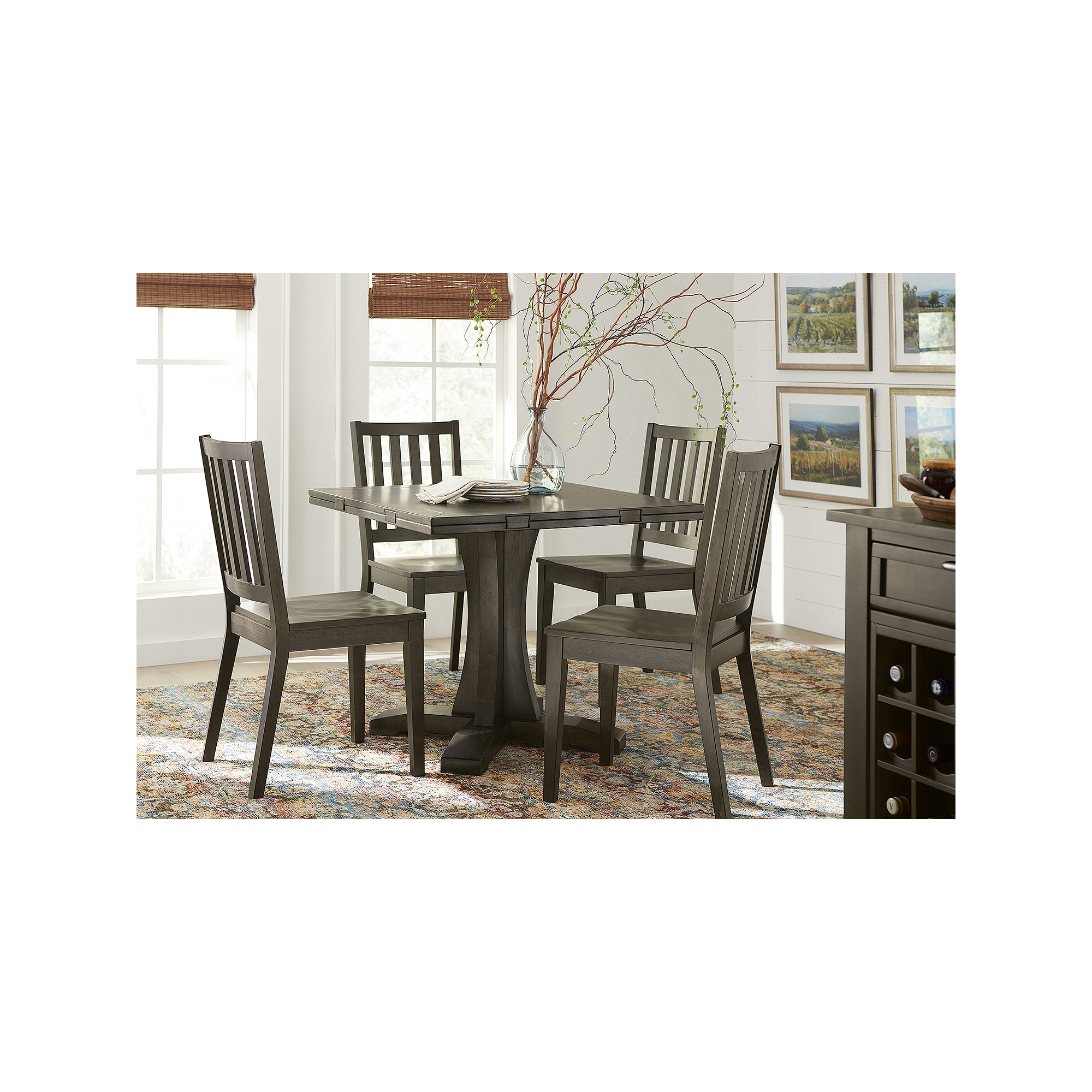 Arcadia Dining Table Find The Perfect Style Havertys